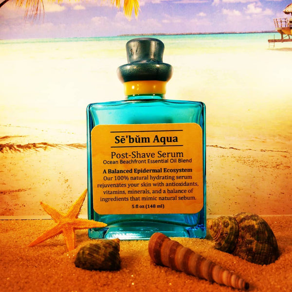 Sē'bŭm Aqua Post-Shave Serum (Summer 2019)