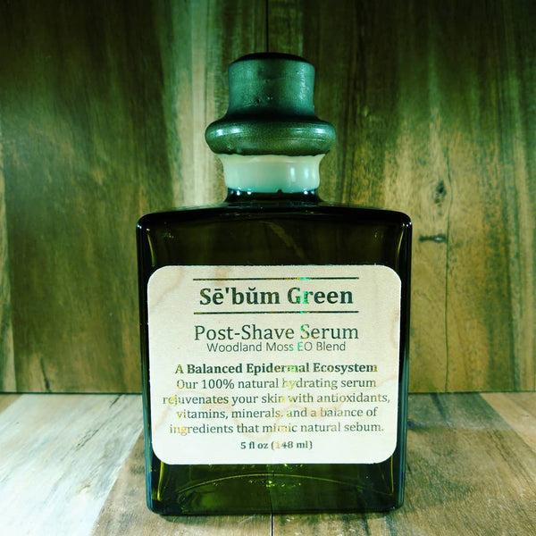 Sē'bŭm Green Deluxe Artisan Bottle (5 fl oz )