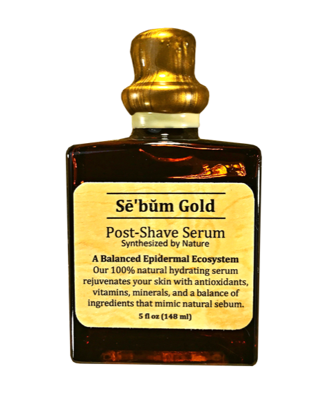 Sē'bŭm Gold Deluxe Artisan Bottle (5 fl oz )