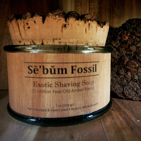Sē'bŭm Fossil Exotic Shaving Soap (7oz)