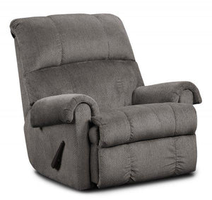 1150 Kelly Grey Recliner - Cox Furniture and Flooring