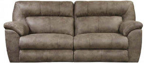 265 Hollins Power Reclining Sofa (Coffee) - Cox Furniture and Flooring