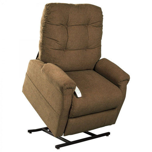4001 Popstitch Tumbleweed Lift Chair - Cox Furniture and Flooring