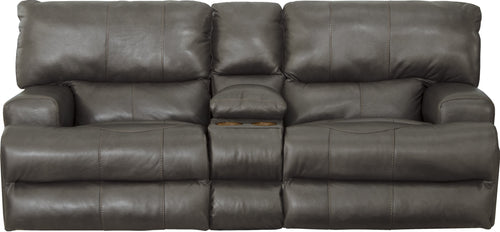 458 Wembley Power Loveseat w/Heardest and Lumbar - Cox Furniture and Flooring