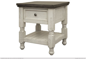 469 Stone End Table - Cox Furniture and Flooring