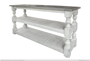 469 Stone Sofa Table - Cox Furniture and Flooring