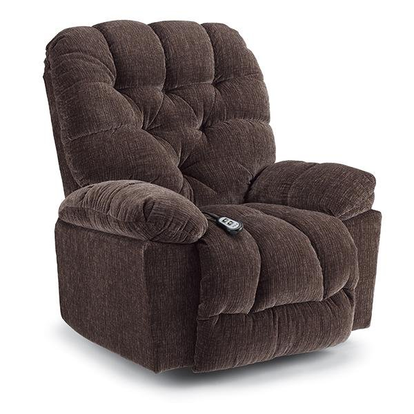 7NP17 Bolt Power Rocker Recliner - Cox Furniture and Flooring