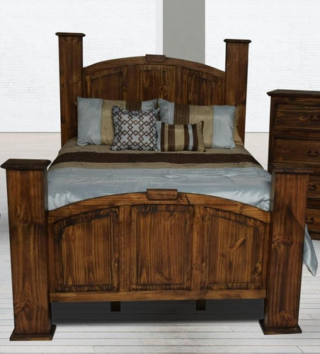 Antique Mansion Queen Bed - Cox Furniture and Flooring