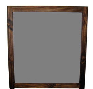 Antique Mirror by Rustic Creations - Cox Furniture and Flooring