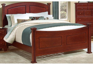 BB5 Hamilton Queen Panel Bed - Cox Furniture and Flooring
