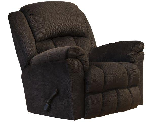 Bingham Chocolate Recliner by Catnapper - Cox Furniture and Flooring
