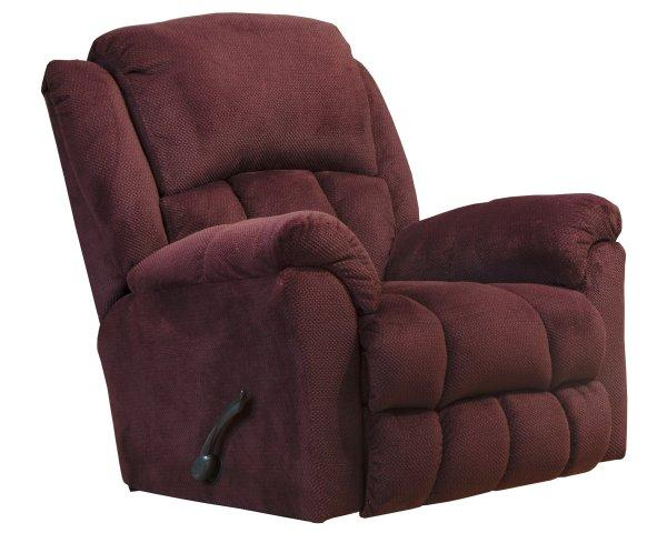 Bingham Cinnabar Recliner by Catnapper - Cox Furniture and Flooring