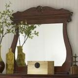 Chateau Cherry Mirror by Elements Furniture - Cox Furniture and Flooring