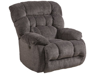 Daly Cobblestone Recliner by Catnapper - Cox Furniture and Flooring