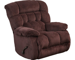 Daly Cranapple Recliner by Catnapper - Cox Furniture and Flooring