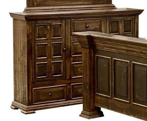 JL-3244 LaFitte Espresso Dresser - Cox Furniture and Flooring