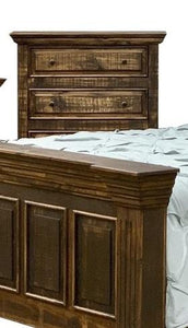 JL-3248 LaFitte Espresso Chest - Cox Furniture and Flooring