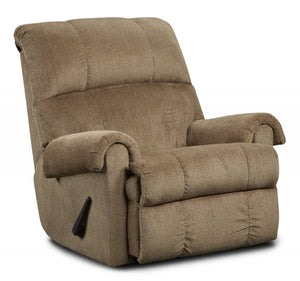 Kelly Bark Recliner by Washinton Furniture - Cox Furniture and Flooring