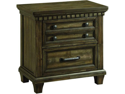 McCabe Night Stand by Elements Furniture - Cox Furniture and Flooring