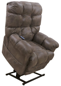 Oliver Dusk Lift Chair by Catnapper - Cox Furniture and Flooring