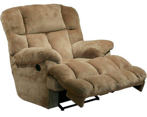 The Cloud Camel Big Man Recliner by Catnapper - Cox Furniture and Flooring