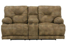 Load image into Gallery viewer, Voyager Brandy Reclining Loveseat by Catnapper - Cox Furniture and Flooring