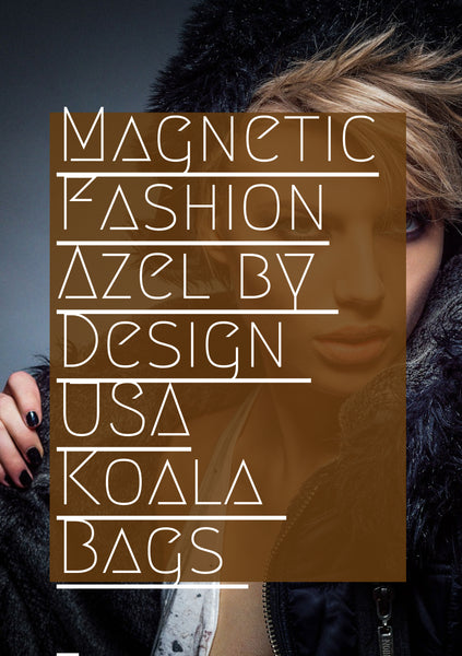 G'day from Koala - We own, design and make #original #magneticfashion