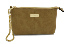 Gold Wristlet Exchangeable Strap
