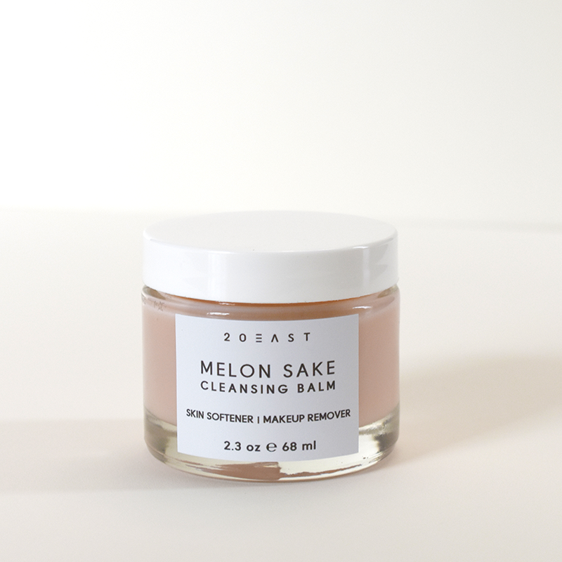 MELON SAKE CLEANSING BALM