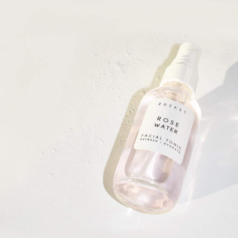 ROSE WATER FACIAL TONIC