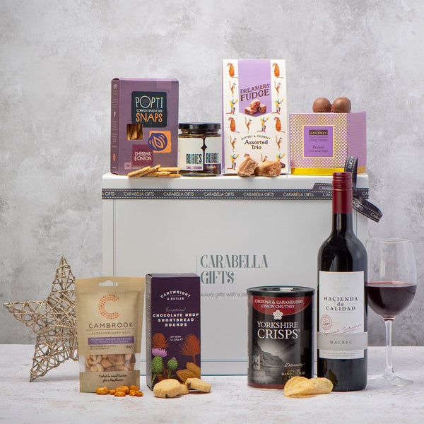 Red Wine & Dine in Hamper