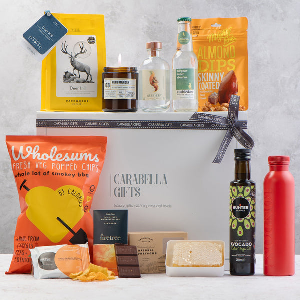 Wellness Christmas gift Hamper