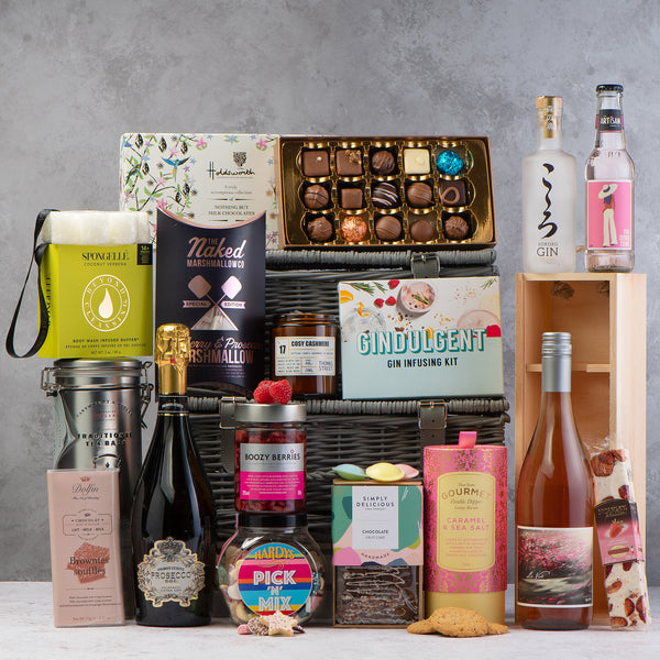 Luxury Christmas Pamper Hamper