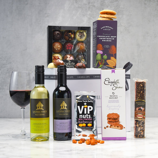 The Wine and Treats Hamper