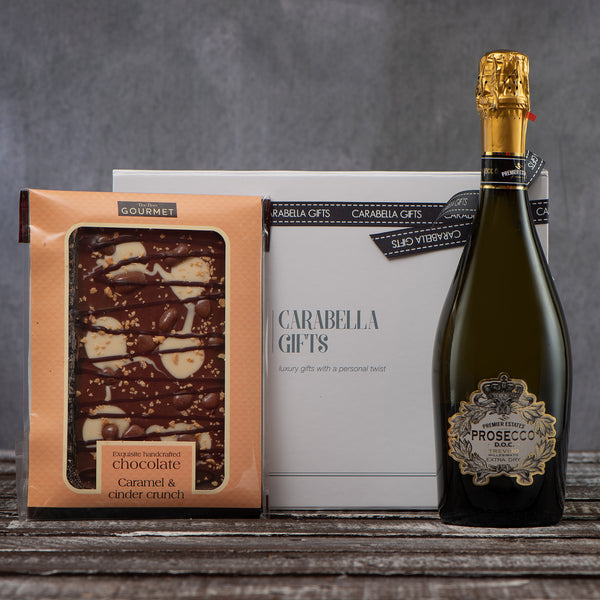 Prosecco & Chocolate Box