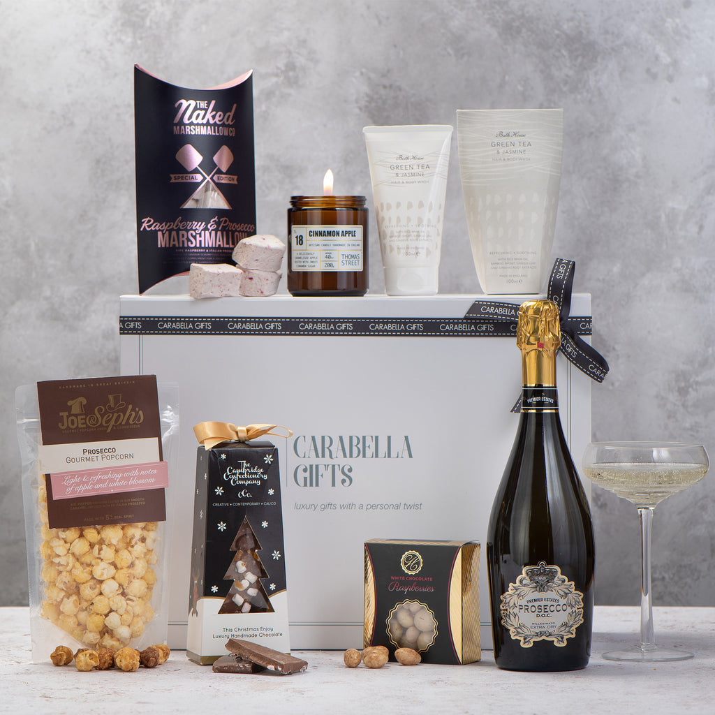 Prosecco and Pamper Hamper
