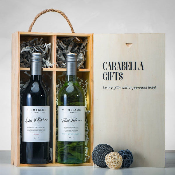Red & White Wine Gift Box