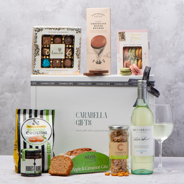 Mother's day wine and treats Hamper