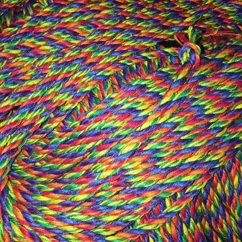 Custom Rainbow Bondage Rope