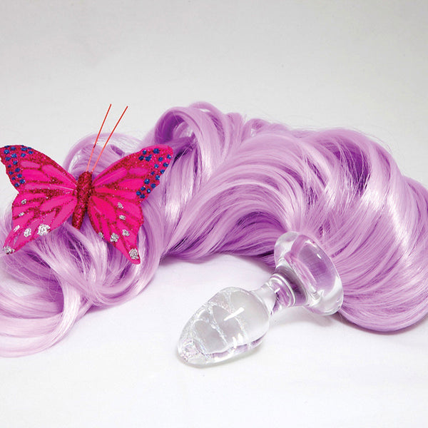 Crystal Delights Pony Tail Plug