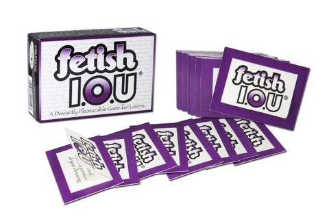 Fetish IOU Game