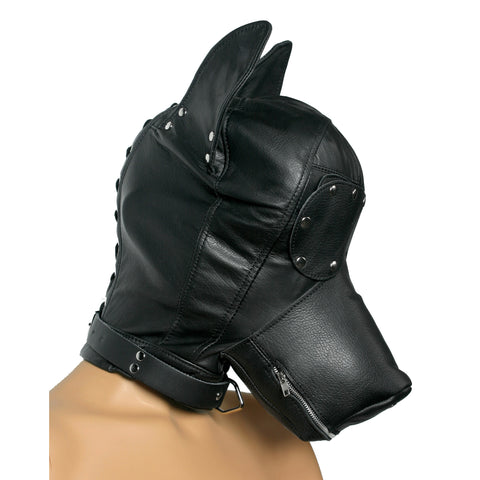 Puppy Hood, Leather
