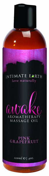 Intimate Organics Massage Oil