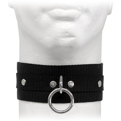 Nylon Webbed Collar