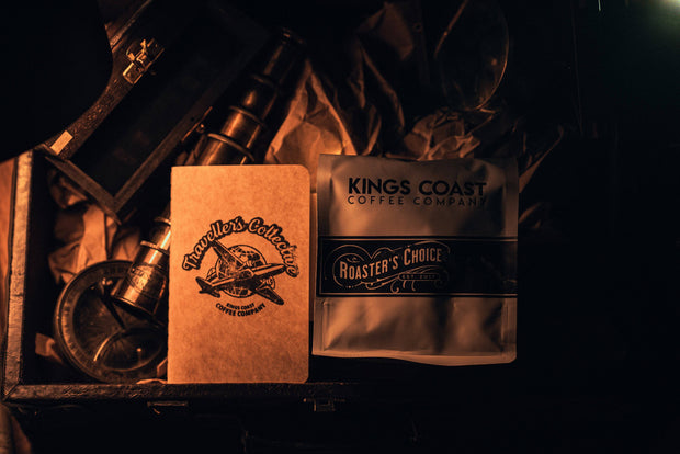 Traveller's Collective Passport - Kings Coast Coffee Company