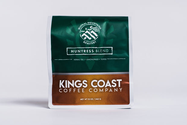 RWBY Huntress Blend - Kings Coast Coffee Company