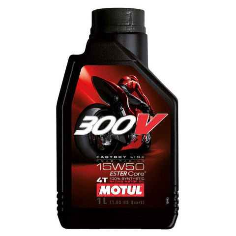 MOTUL 300V FL ROAD RACING 15W50