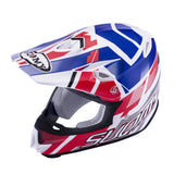 Helmet Suomy MrJUMP Special Rouge/Bleu