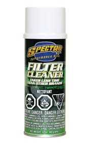 Spectro Filter Cleaner / Nettoyant