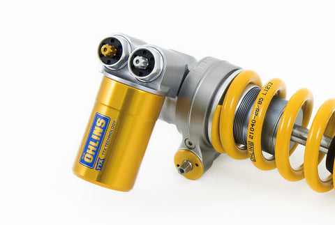 2009-2011 BMW S1000RR - OHLINS TTX GP shock absorber Road & Track BM 362